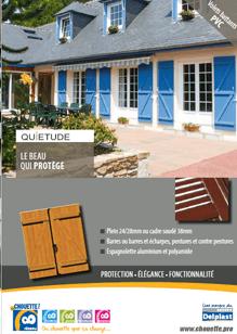 Gamme Quiétude PVC